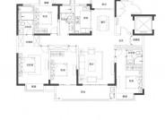D1户型(建筑面积:169㎡ 4室2厅3卫)