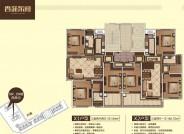 18#19#西单元_X2【在售】(建筑面积:140.72㎡ 3室2厅1卫)