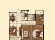 53#B【在售】(建筑面积:114.64㎡ 3室2厅1卫)