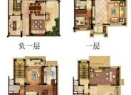 别墅 5室3厅1厨3卫