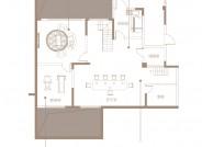 洋房 A户型负一层(建筑面积:169.54㎡ 4室2厅2卫)