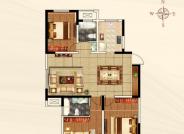 Y3 3室2厅1厨2卫