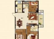7#8#C(建筑面积:123.75㎡ 3室2厅2卫)