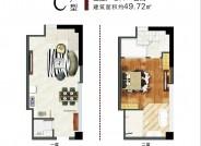 C户型公寓