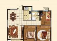 7#8#B(建筑面积:102.74㎡ 3室2厅1卫)