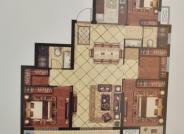 18#01(建筑面积:138.46㎡ 3室2厅2卫)