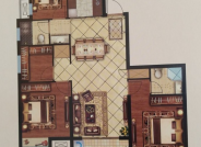 18#02(建筑面积:134.36㎡ 3室2厅2卫)