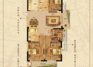 K2(建筑面积:132㎡ 4室2厅2卫)