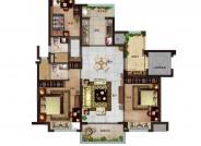户型:3室2厅2卫