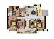 户型:4室2厅2卫