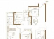 户型:3室2厅2卫建面:109㎡